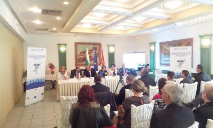 Оддржана прва прес конференција во општина Штип, Македонија  во рамки на проектот CBHealth Ref: СВ006.1.31.017