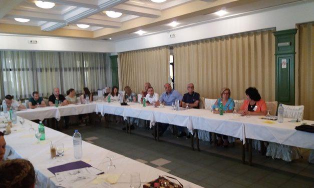 Спроведена дводневна обука во Штип за млади медицински специјалисти  Ref: СВ006.1.31.017