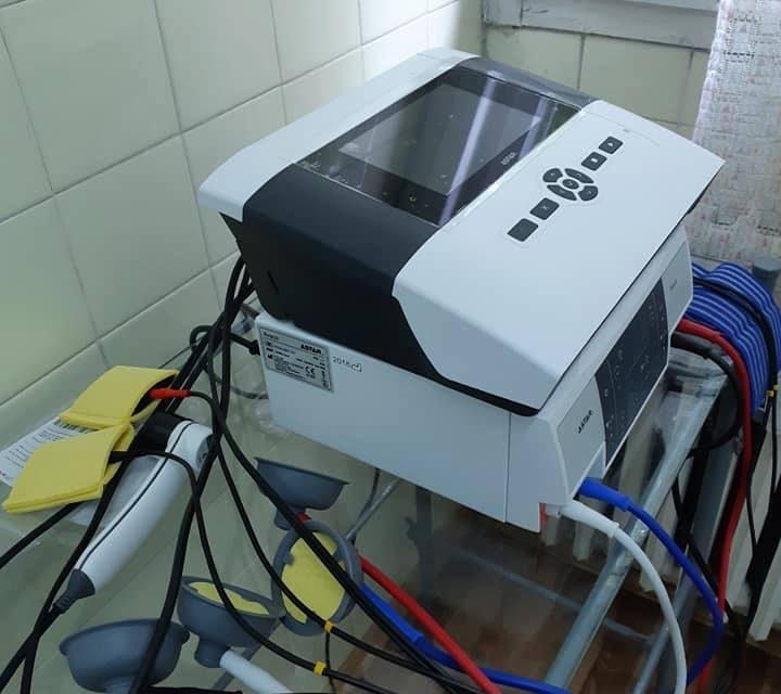 Новини во физикална терапија во Клиничка болница Штип