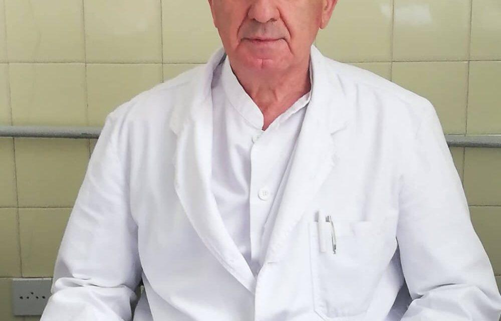 Хирургията в Щип през последните четири десетилетия, Д-р Димче Паризов, ръководител на ПП хирургични болести