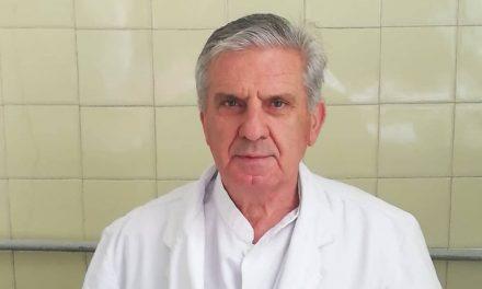 Хирургијата во Штип во последните четири децении, д-р Димче Паризов, раководител на РЕ Хируршки болести