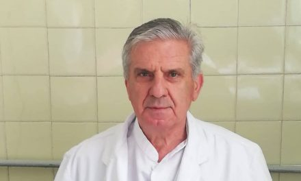 Surgery in Shtip in the last four decades, Dr. Dimche Parizov, Head of PE Surgical Diseases