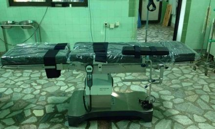 Table for Orthopedics and Traumatology in Stip